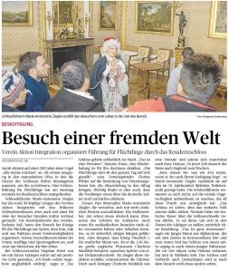 Schloss Artikel LKZ